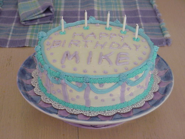 Happy Birthday Mike Cake Pictures