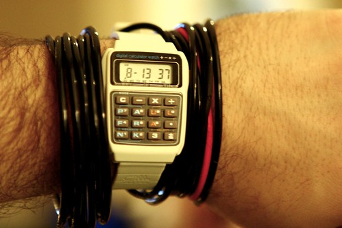 Paul Frank Calculator Watch
