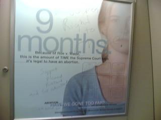 anti-abortion poster Abortion