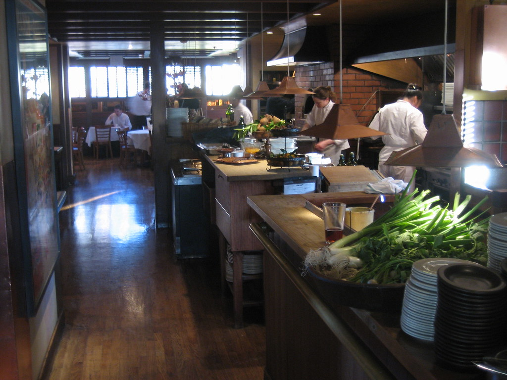 Chez Panisse Cafe Or Restaurant