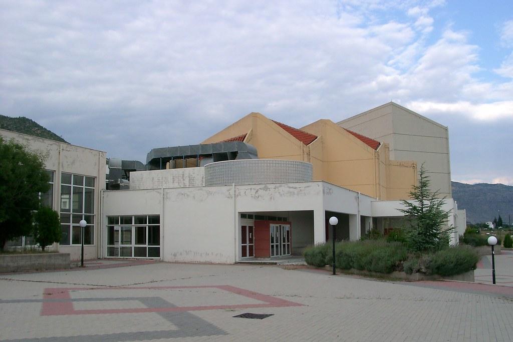 Campus of the Democritus University of Thrace | tomasz ...