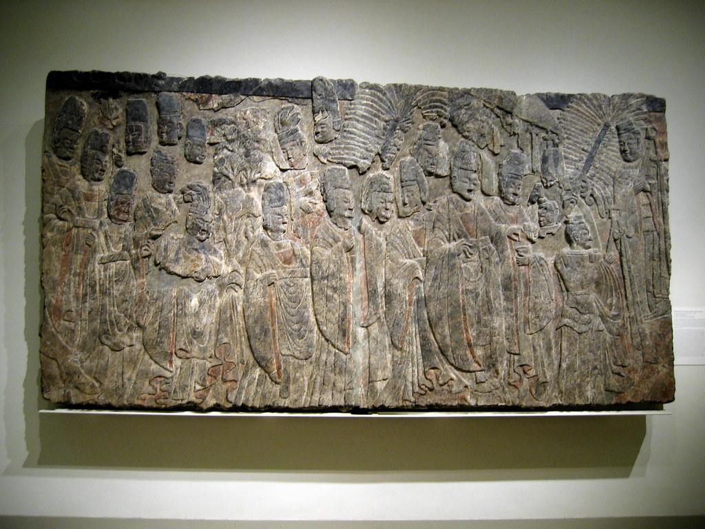 China Yungang Grotto Relief Metropolitan Museum Of Art