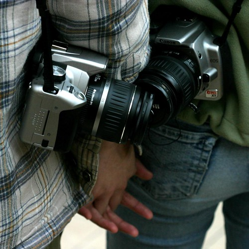 Camera Love | by lindes
