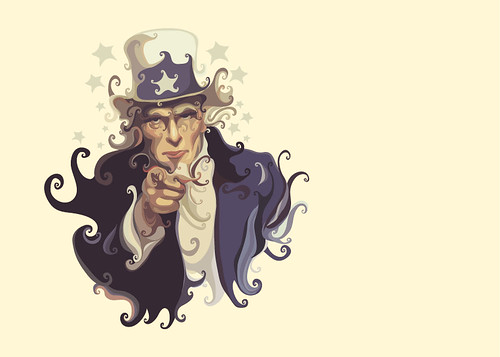 uncle sam | by kaneda99