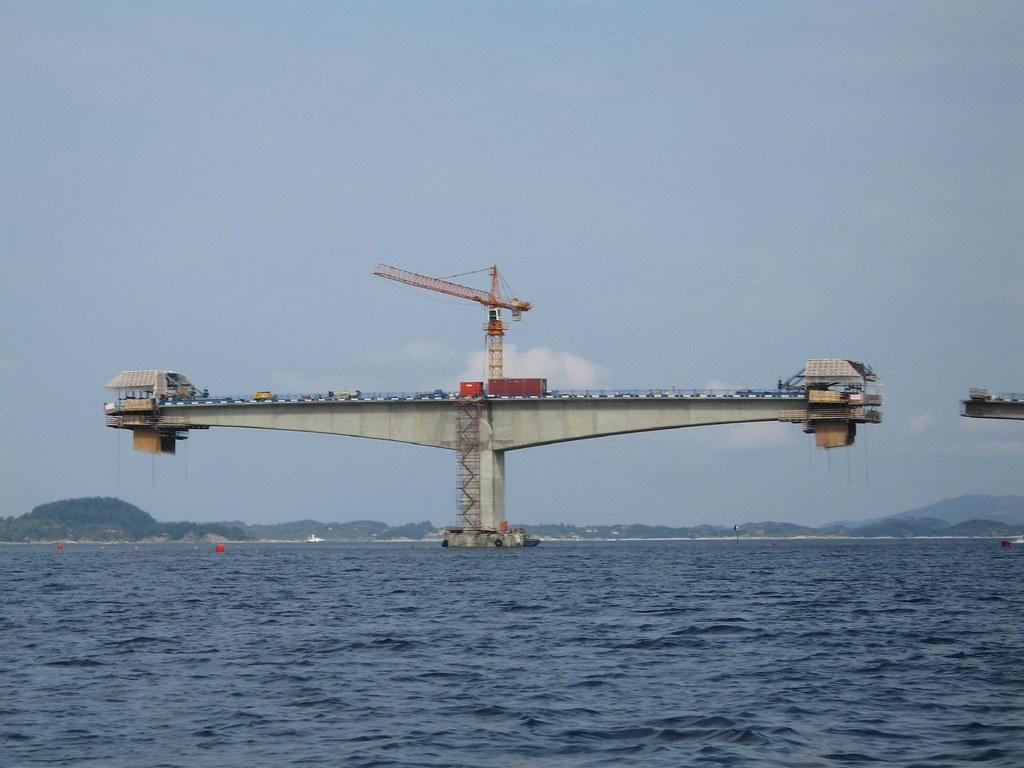 A Balanced Cast In Place Concrete Cantilever Bridge Flickr