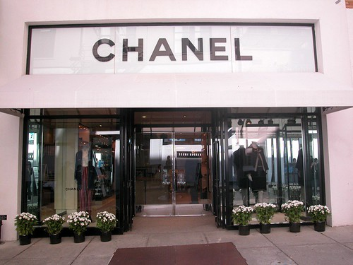 chanel storefront emily chang flickr