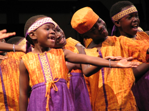African Children's Choir 04 | by Jeremy Stockwell