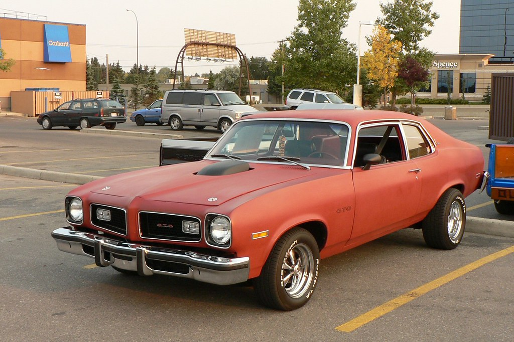 Muscle Car Gto For Sale