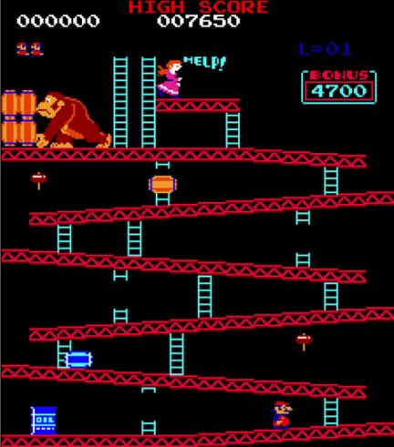 Donkey Kong | by basketbawful