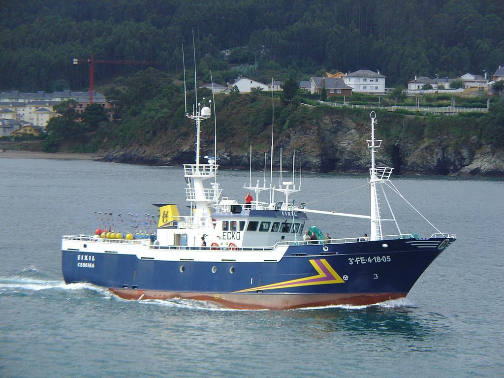 Eixil 039 caracter sticas del buque eixil c digo del - Viveros borrazas ...