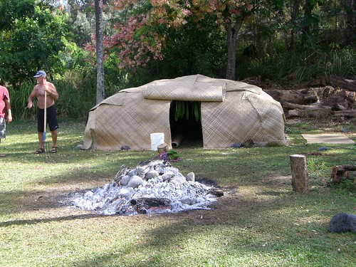 hawaiian sweat lodge ceremony | by dreamymo