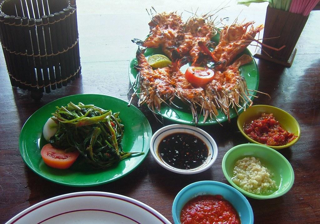 Jimbaran Beach Cafe Jambi Bali