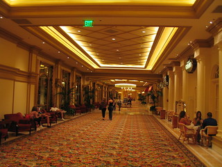 Upscale Shops And Restaurants Bellagio Las Vegas Nevada Flickr