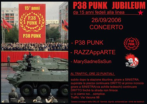 P38 Punk Jubileum | by COTD