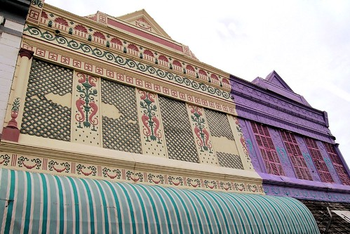 Colorful Building Restorations | by frank thompson photos