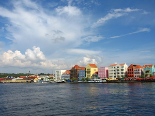 Willemstad postcard view | by mysticgringo