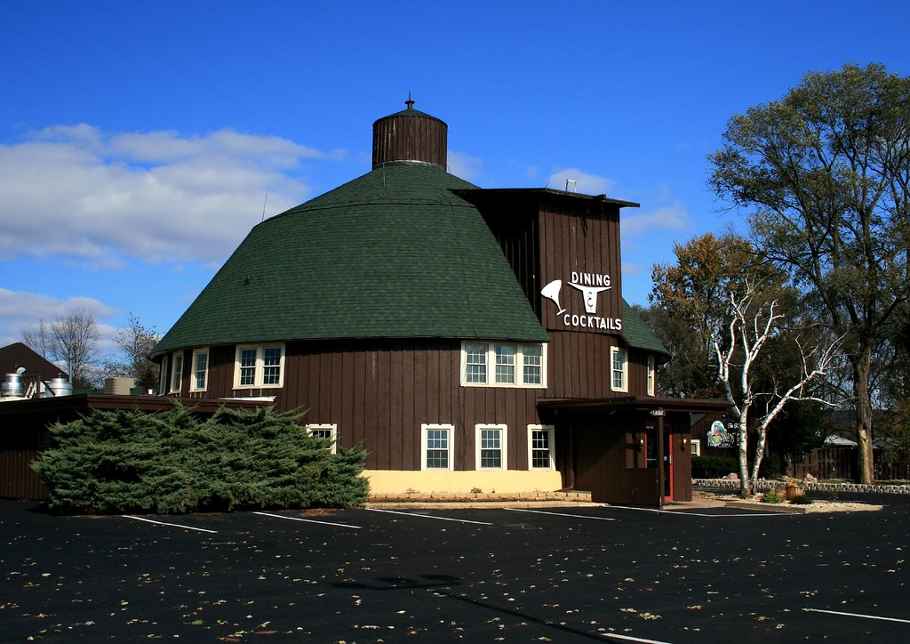 Round Barn Restaurant This Is An Old Working Round Barn