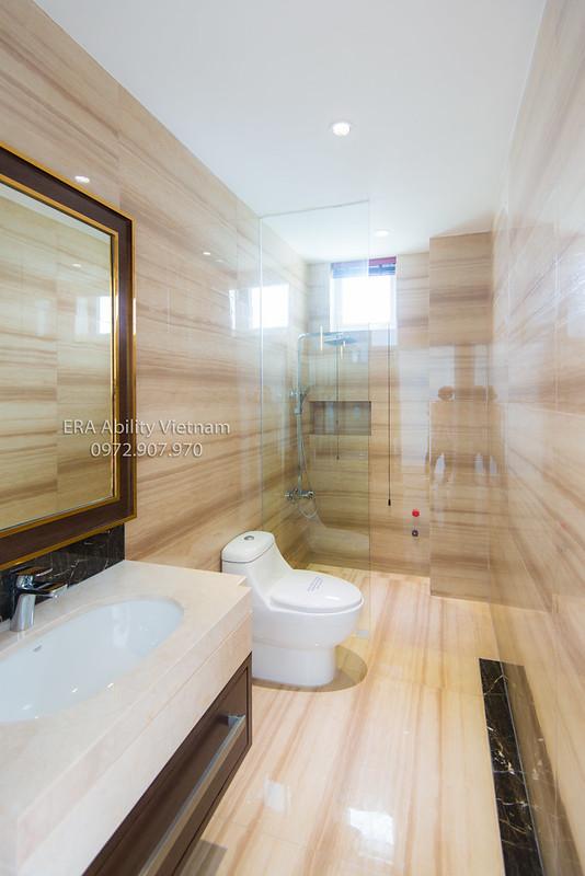 WC nhà mẫu biệt thự Villa Park