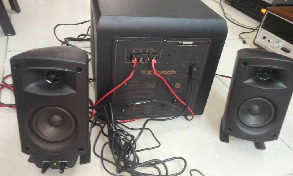 NHO AUDIO-Chuyên loa sub điện -ampli -loa  mỹ -anh - 6