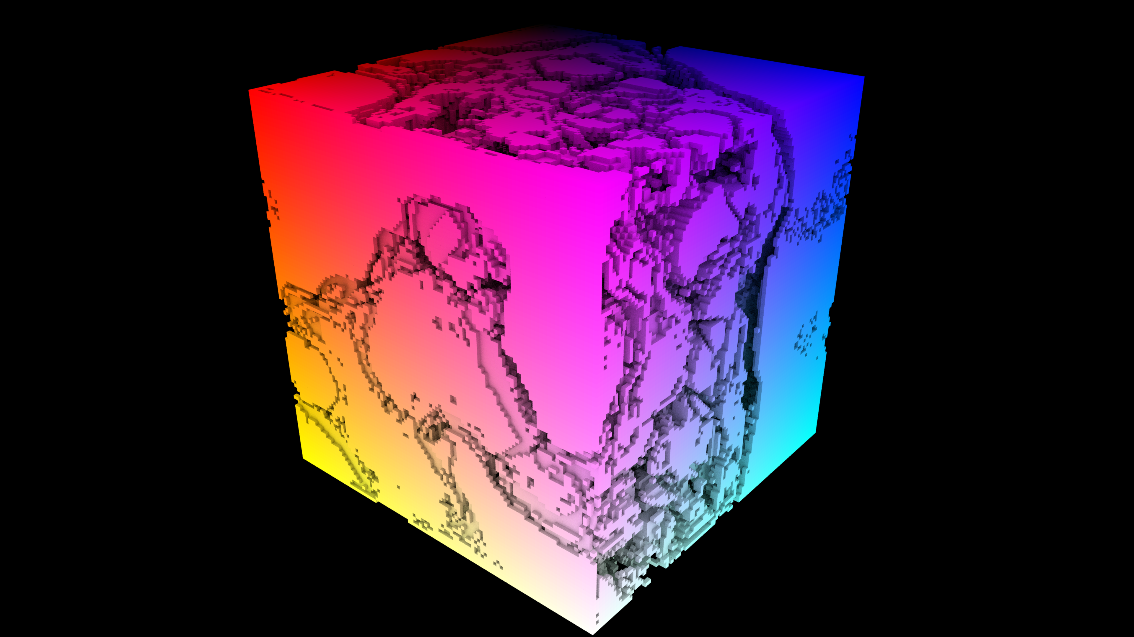 3d cellular automata simulation dating