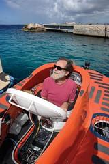 海洋生物學家羅伯森(Ross Robertson)。圖片來源:Subtation Curaçao