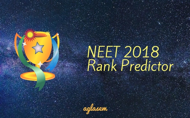 NEET 2018 Rank Predictor