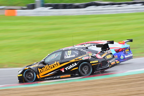 Dan Cammish, Honda Civic Type R, British Touring Car Championship, Brands Hatch Indy 2018