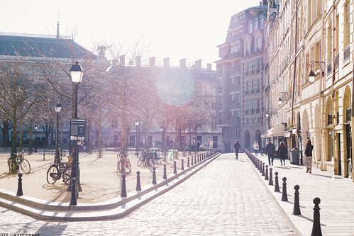 Place Dauphine | by like / want / need