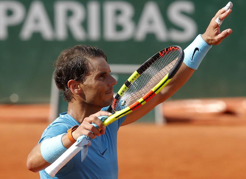 Rafael Nadal決定退出女王草地網球賽。(達志影像資料照)