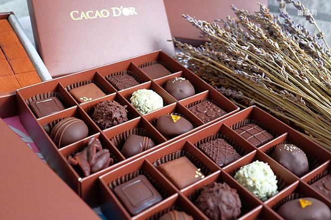 Cacao D'or 可可德歐1