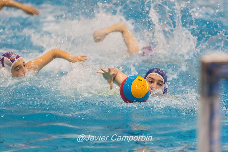 Waterpolo Campeonato Espa A Infantil Por Ff Tt Piscina M