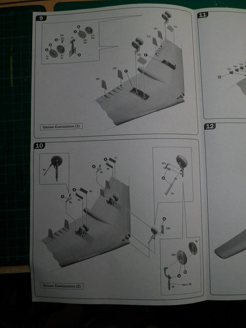 Ouvre-boîte Northrop YB-49 [Italeri 1/72] 27228921238_8f8bced7d2_z
