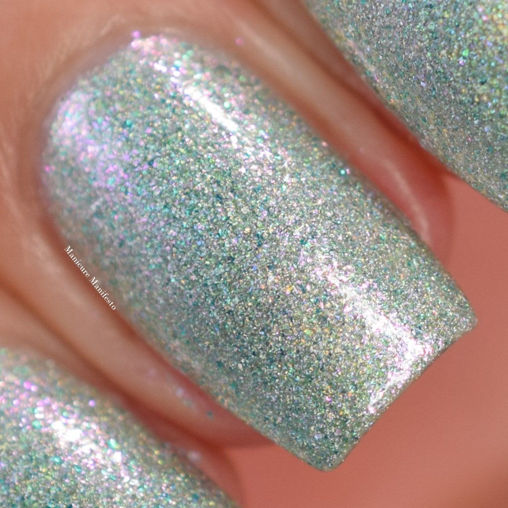 Girly Bits What A Bunch Abalone swatch