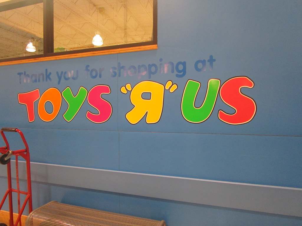 Oldschool Toys R Us Logo Toys R Us Erie Pa Justin Vickers