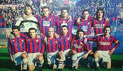 VIDEO - 13 Dicembre 1998:  Giornata della maglia Rossazzurra