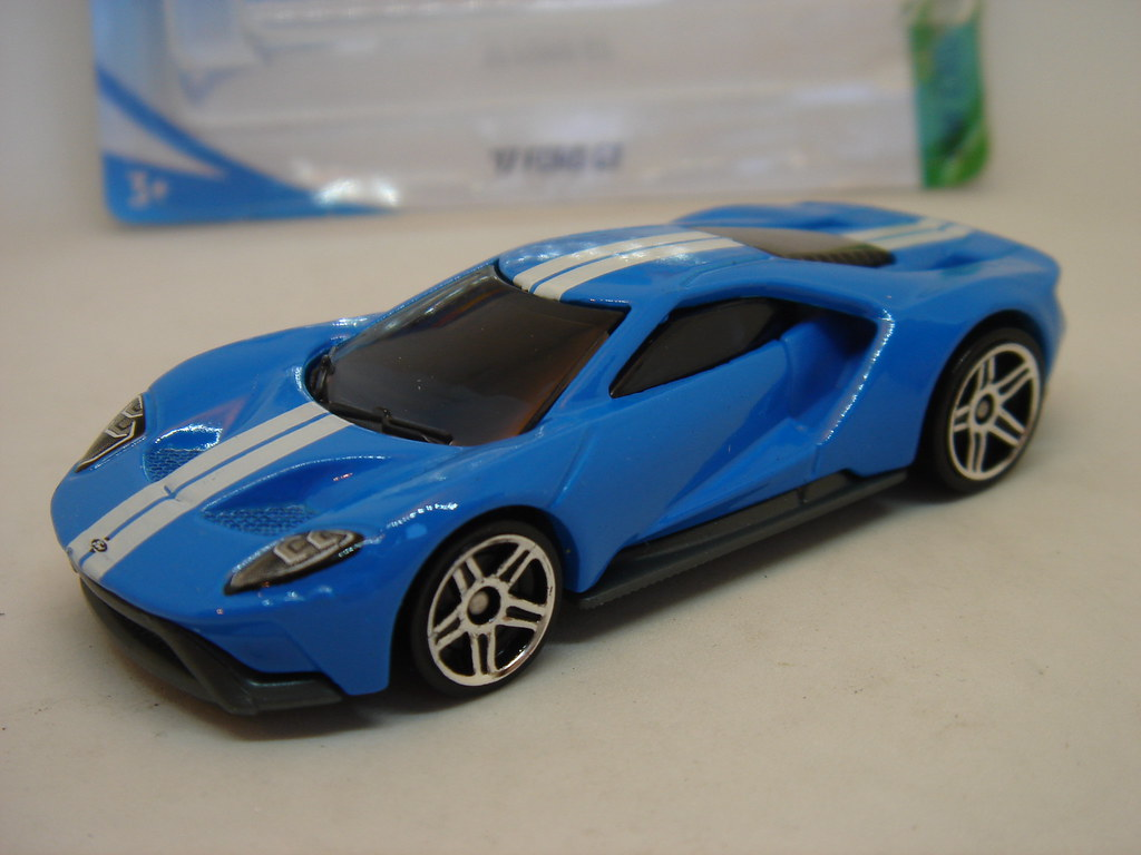 Hot Wheels  Ford Gt No By Ambassador Million Views