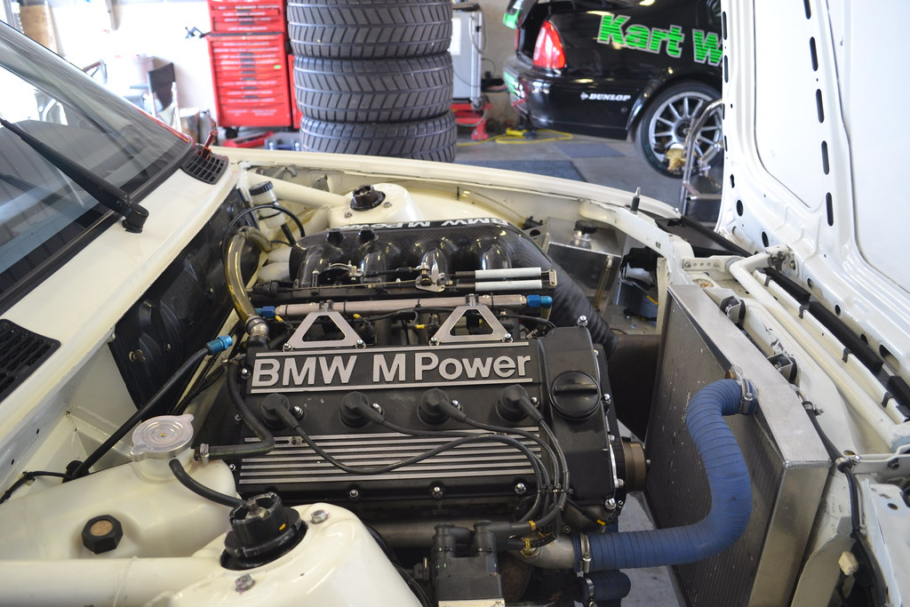 bmw e30 m3 engine bay jambox998 flickr. Black Bedroom Furniture Sets. Home Design Ideas
