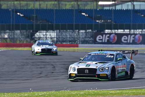 Andy Soucek - Vincent Abril - Maxime Soulet, Bentley Continental GT3, Blancpain GT Series Endurance Cup, Silverstone 2018