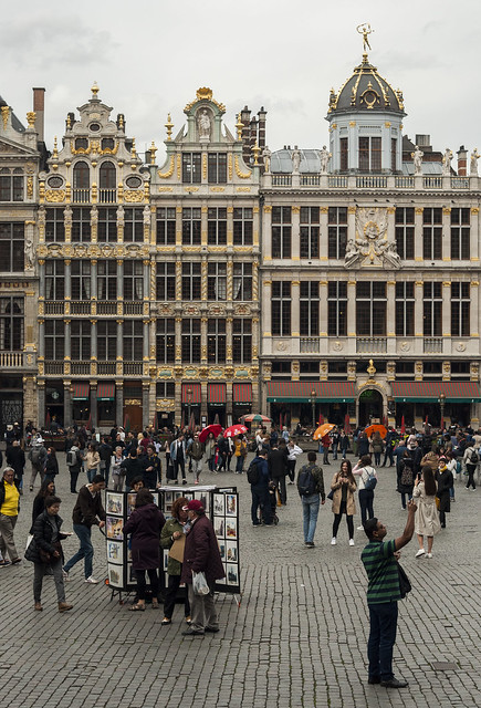 Wielki Pałac w Brukseli 2