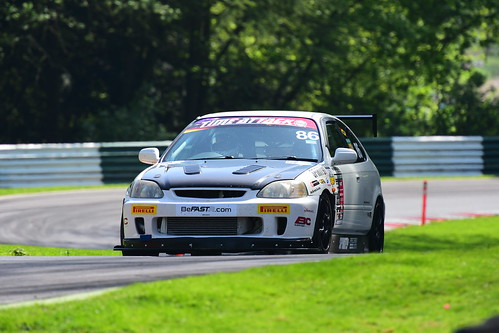 Michael Andrew, Honda Civic, Time Attack, Cadwell Park 2018