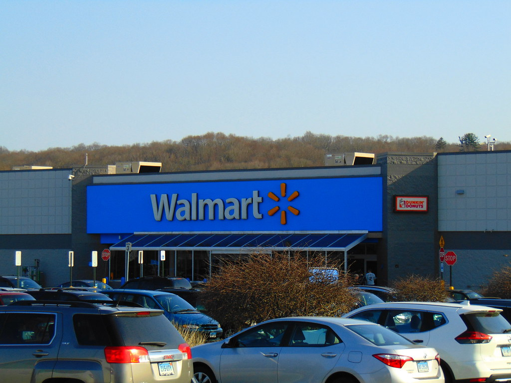 walmart norwich connecticut by jjbers