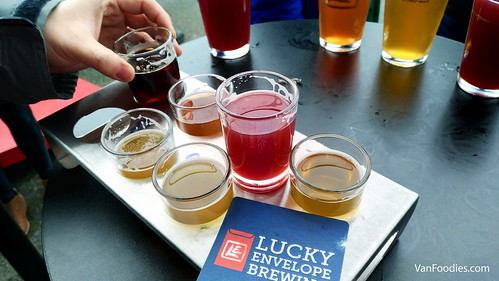 Lucky Envelope Brewing | by VanFoodies