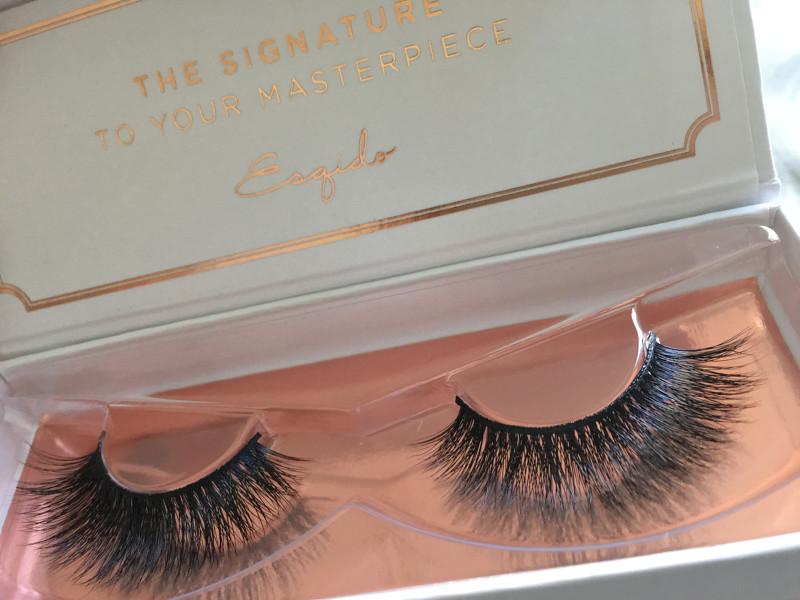 de01c82be5c My favorite mink false eyelashes by ESQIDO Lashes ⋆ Kizzy Online
