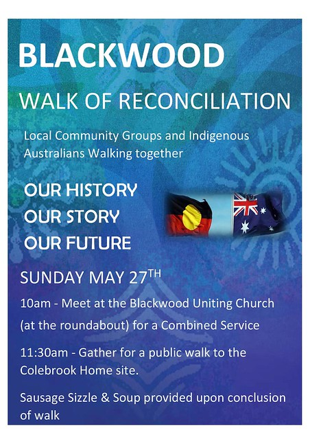 Walk of Reconciliation
