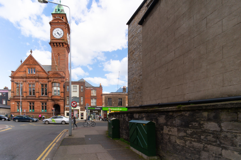 RATHMINES TOWN HALL AND CLOCK TOWER 002