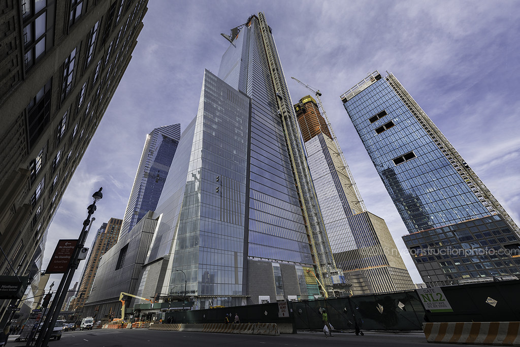 30 Hudson Yards Architect Kohn Pedersen Fox Location