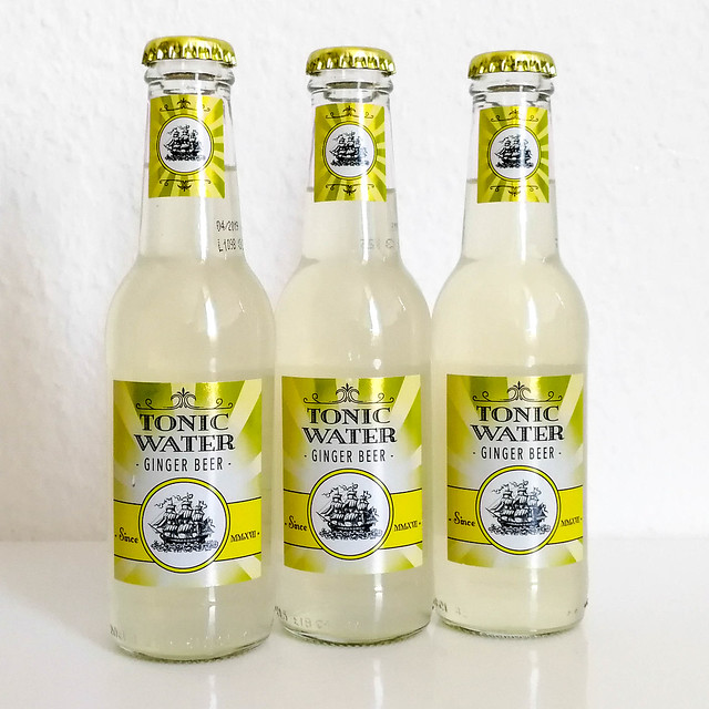 Lidl Tonic Water Ginger Beer – Foodfreak