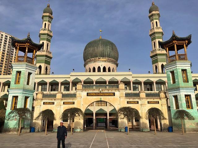 Mezquita Dongguan en Xining (China)