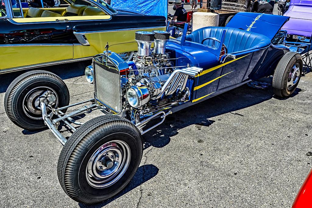 Viva Las Vegas Rockabilly Hot Rodder Car Show Flickr - Rockabilly car show las vegas 2018