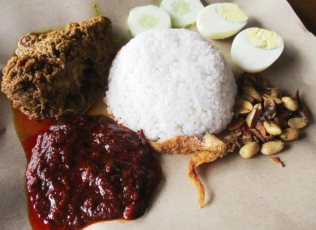 Warong Cafe nasi lemak special 2